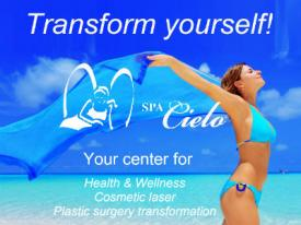 Spa Cielo Laser & Integrative Medicine: A transformative approach to health, beauty and well-being using the most advanced technologies to deliver long-lasting benefits since 1998.
